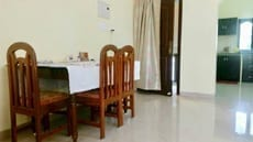 2BHK Apartment fully furnished in Ramcons Palms complex in Colva