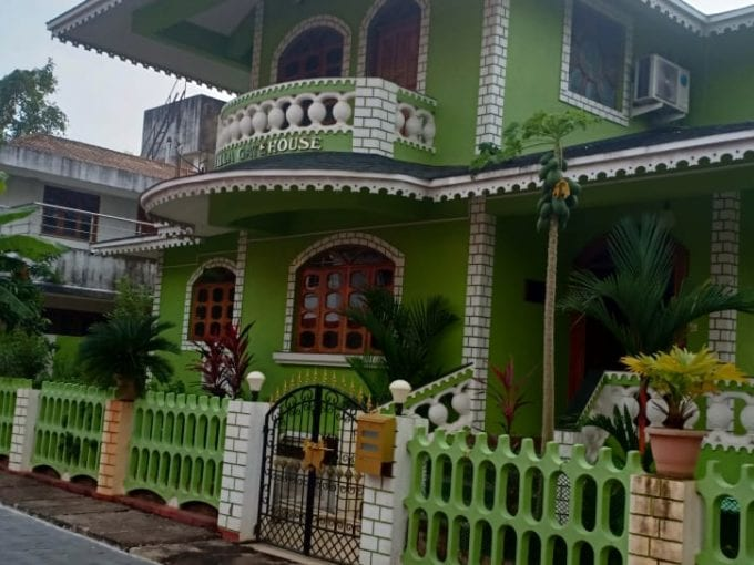 Independent 4bhk Villa for sale in Navelim