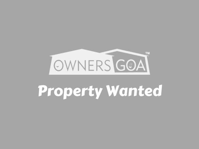 To Buy: – 3000sqm Land in Fatorda