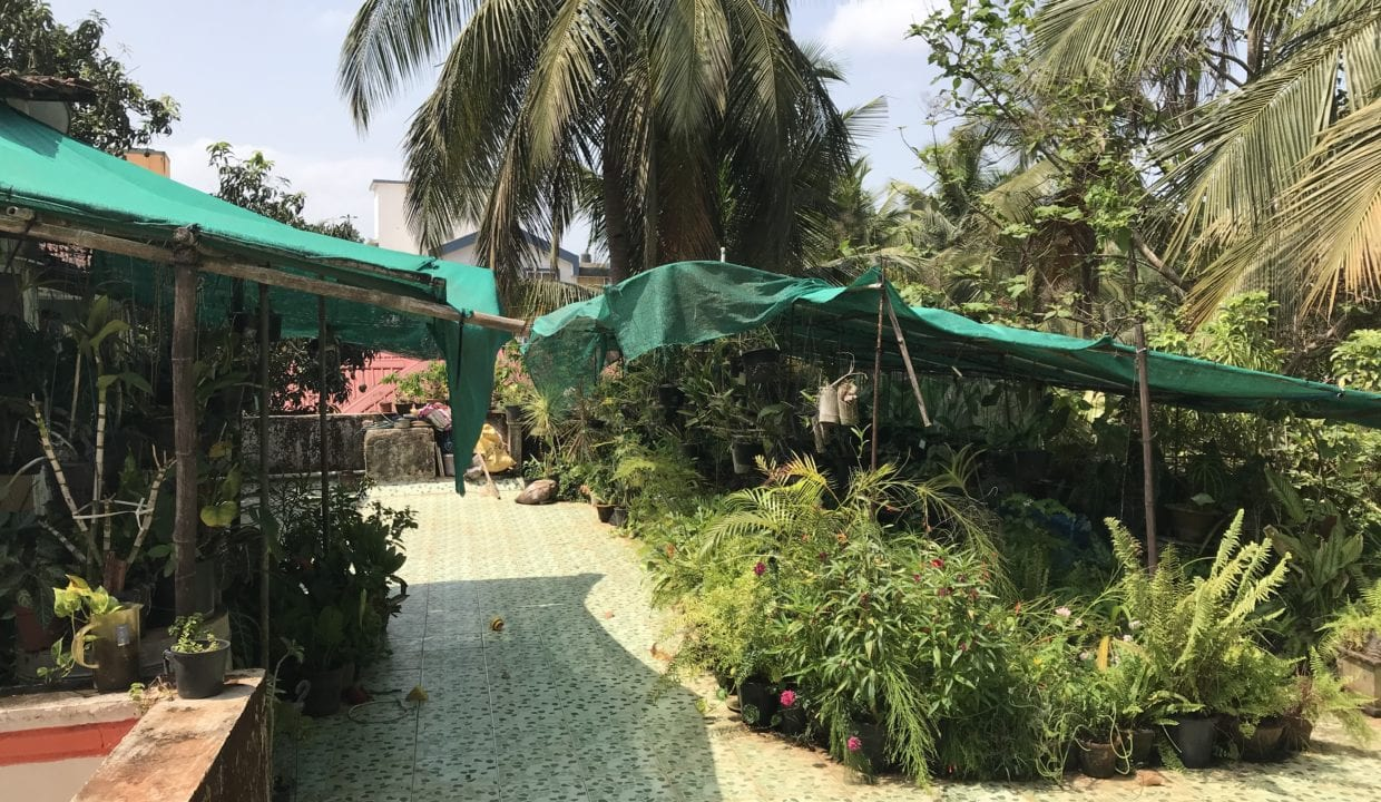 1bhk Penthouse For Sale in Sadanand Apartments in Agalli Fatorda Salcette South Goa.