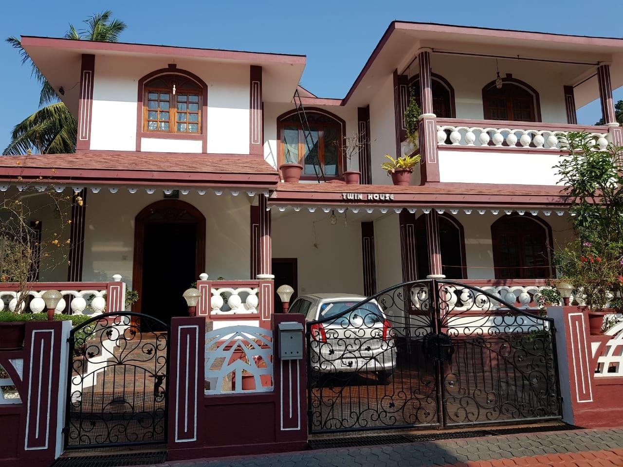Independent 4bhk Villa in Navelim ₹2.5 crores