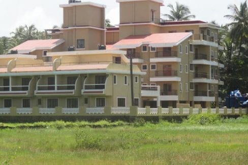 2bhk Penthouse for sale in Vision Greens complex in Arpora Baga