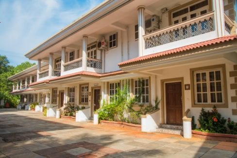 2bhk Row Villa for long term rent in Asian Exotica in Varca, South Goa