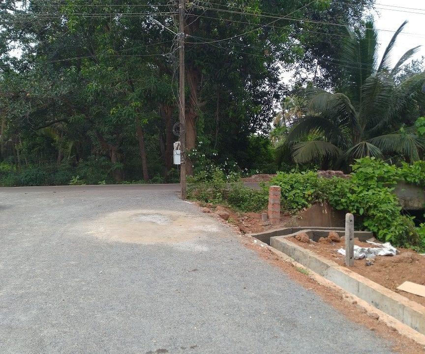 Plot for sale in Sancoale South Goa