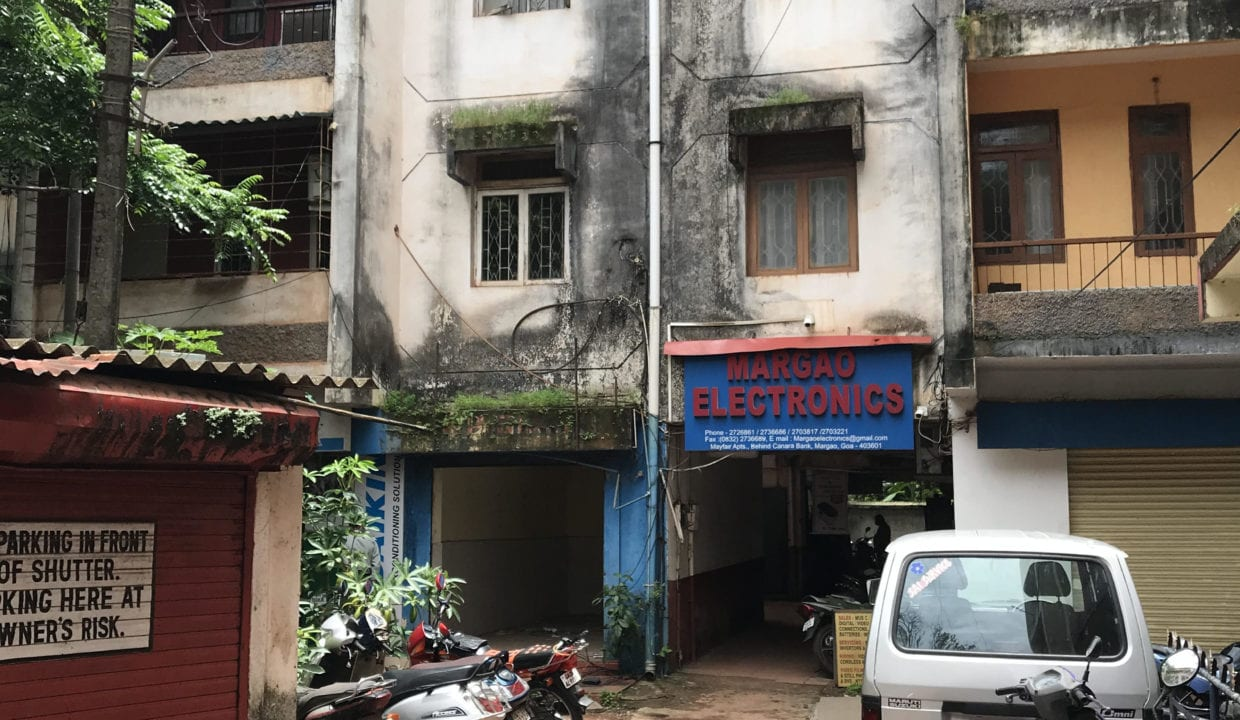 Mayfair Apartments in Margao