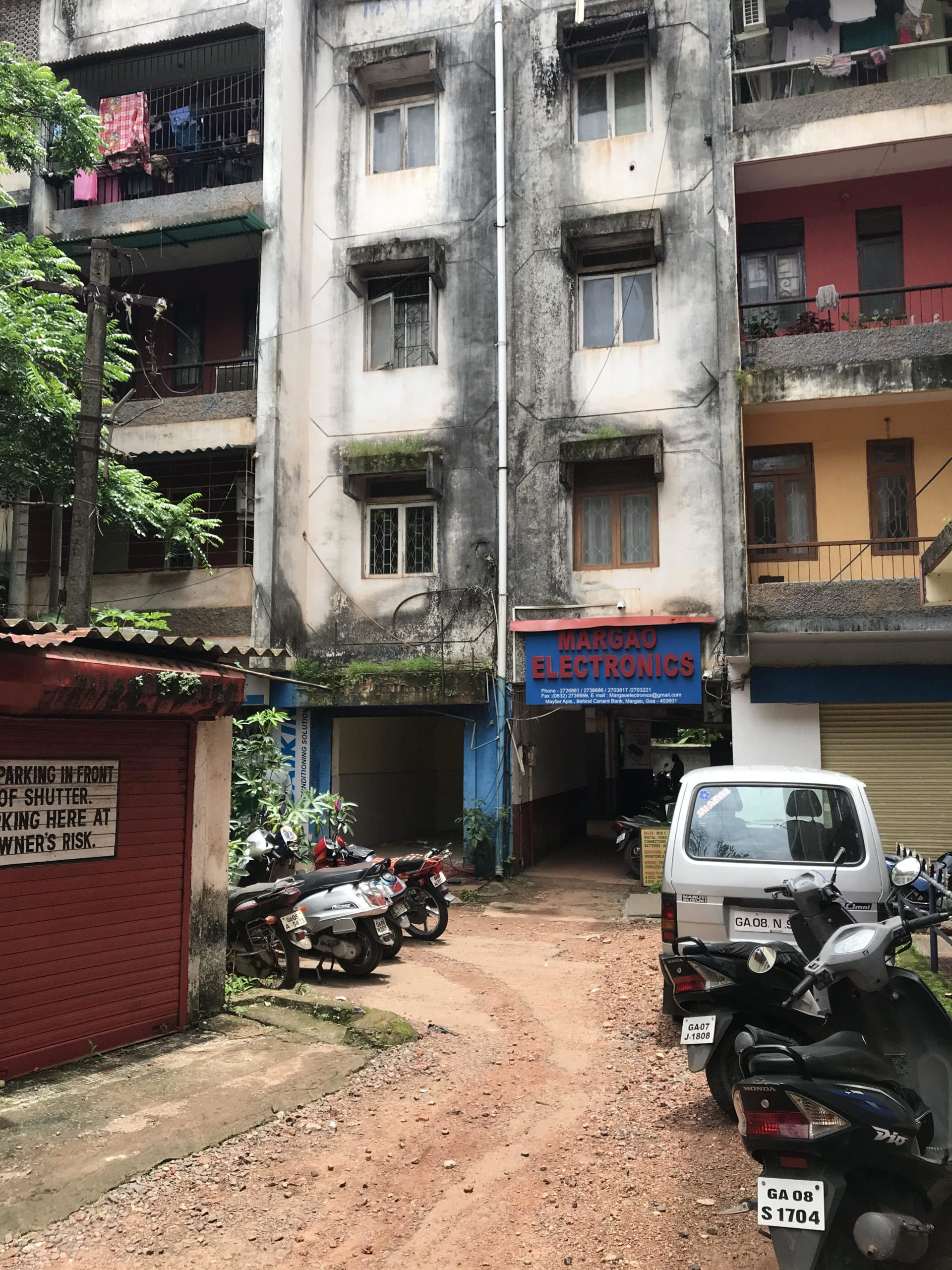 Single height Shop in Mayfair Apartments,  Margao ₹20 Lakhs