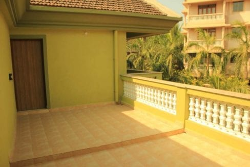 4bhk Bungalow in Benaulim near Trinity Vaddy Beach