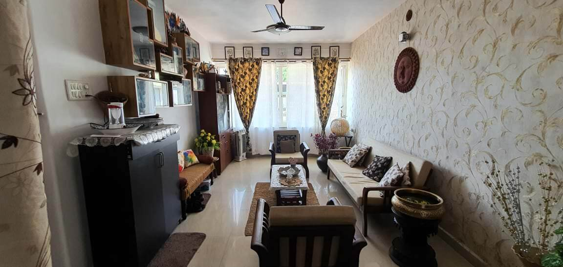 2bhk Penthouse Apartment for Sale in St. Francis Colony in Santacruz North Goa