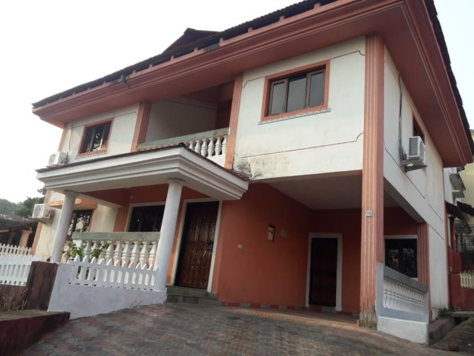 Independent 4bhk Villa in Manora Raia South Goa