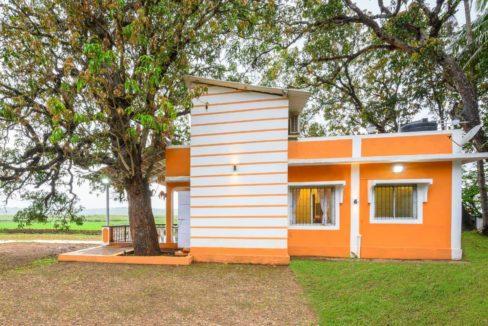 2bhk House in Divar island North Goa