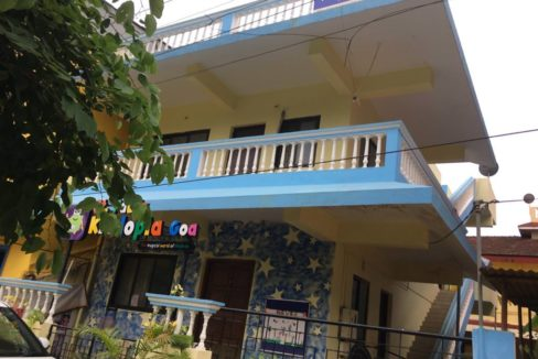 Independent 3BHK Vila for long term rent in St.paul's kiddopia, L77 housing board colony, behind porvorim cricket stadium, PP shirodkar road, near central bank of india, Alto Porvorim, Penha d franca, Goa 403521 North Goa