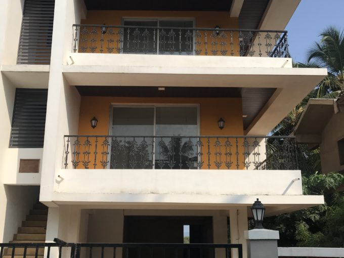 3bhk Row villa for sale in Carmona South Goa